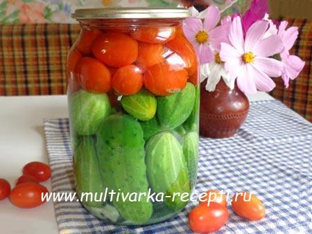 pomidory-s-ogurtsami-na-zimu