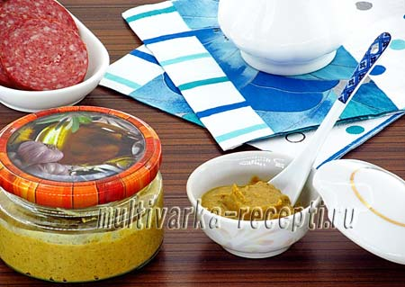 domashnyaya-gorchica-recepty-домашняя горчица