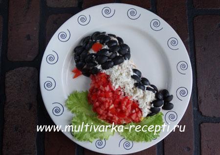 salat-snegir