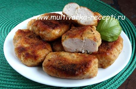 kotlety-s-plavlennym-syrom-котлеты с плавленным сыром