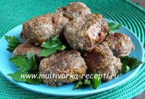 Рецепт котлет из говядины по-полтавски