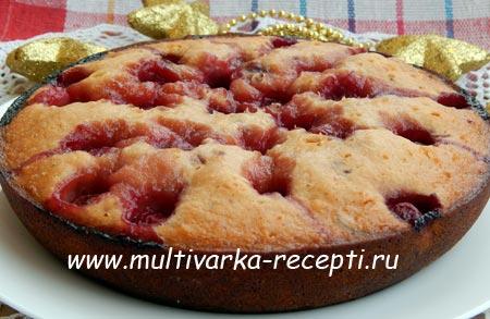Печем пироги в мультиварке рецепты с
