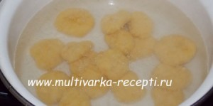 Ньоки с тыквой (картофельные клецки)