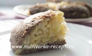 Диетический пирог с капустой