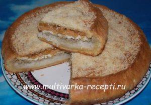 Губадия —  пирог с многослойной начинкой