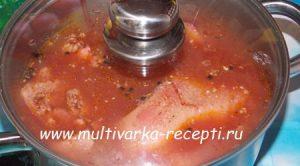 Как засолить сало с мясной прослойкой