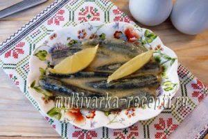 Соус к соленой рыбе