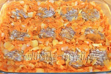Макароны с фаршем с пошаговым