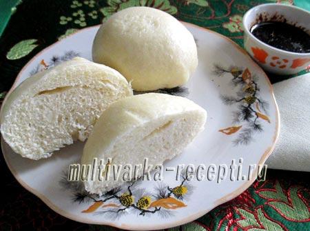 Китайские паровые булочки рецепт приготовления