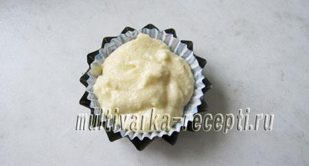 Шоколадные маффины с заварным кремом - пошаговый рецепт с фото на Повар.ру