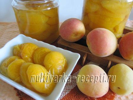 Как приготовить абрикосы в собственном соку