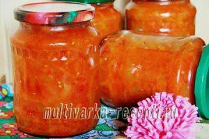 Салат из кабачков Анкл Бенс рецепт