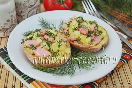 картошка с фаршем в микроволновке 35 минут | Страна Мастеров