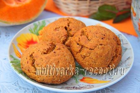 рецепт тыквенного печенья