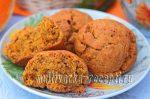Тыквенное печенье с овсяными хлопьями
