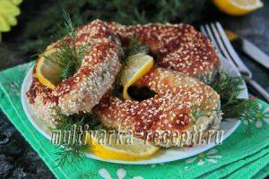 Жареный сазан рецепт