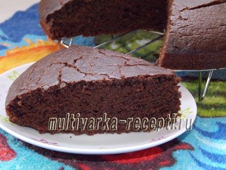 Постный пирог с гречневой мукой