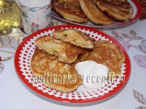 Ленивые пирожки с капустой и яйцом