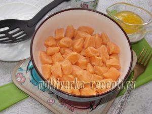 Как приготовить сырные галушки