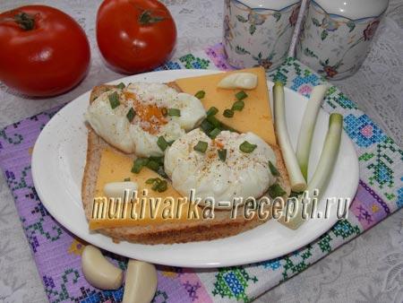 Яйцо-пашот в пакете, пошаговый рецепт с фото