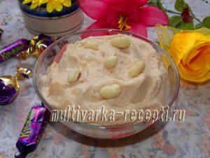 Как приготовить банановый крем рецепт