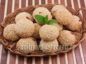 Как приготовить творожно-кокосовое печенье